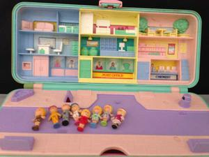 Polly pocket vintage anni 80