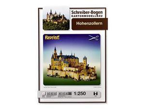 Schreiber Bogen 643 Castello Hohenzollern Germania