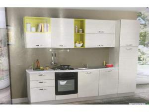 Cucina moderna 3 metri completa posot class for Arredamenti abitare