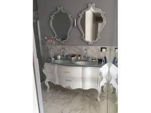 Mobile bagno in marmo stile barocco veneziano   Posot Class