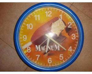 Orologio da muro gelati MAGNUM