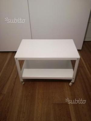Carrello Ikea bianco come nuovo