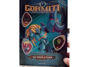 Gormiti - libro