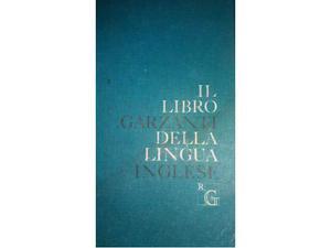 Il libro garzanti della lingua inglese