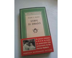 """Libro """"Stirpe di drago"""""""