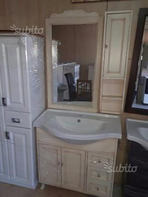Mobile da bagno completo