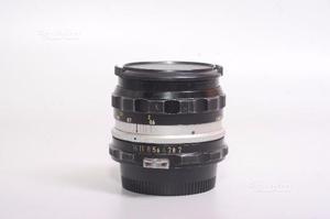 Obiettivo nikon h.c. auto 50 mm f/2 nikkor. garanz