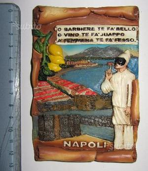 Quadretto città di Napoli
