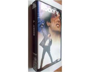 ROCKY V con Sylvester Stallone