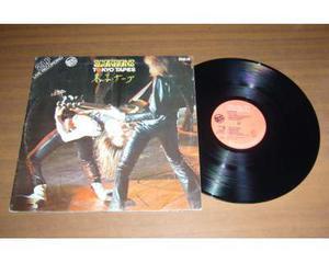 "Scorpions - stock lotto 3 lp 33"" originali"