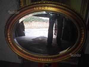 Casetta mattei via dei buonvisi luminoso posot class - Specchio antico ovale ...