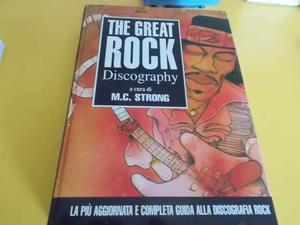 THE GREAT ROCK DISCOGRAPHY - LIBRO versione originale