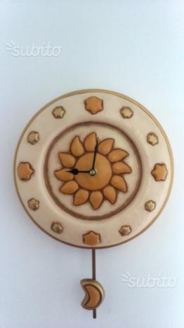 Vendo orologio a pendolo thun posot class for Pendolo thun