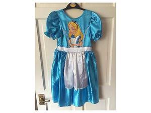 Vestito Alice nel paese delle meraviglie - 7-8 anni