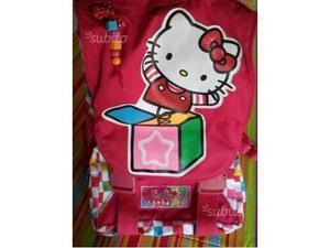 Zaino scuola bimba Hello Kitty