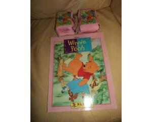 Album Winnie the Pooh + 100 bustine sigillate Disney Panini
