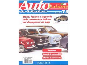Auto italiane da collezione fascicoli singoli NO MODELLINI