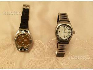 Coppia di orologi da uomo