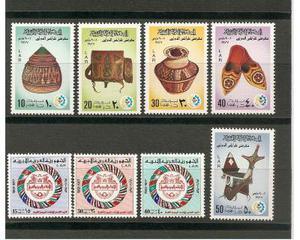Francobolli Libia  Mi, blk25A,