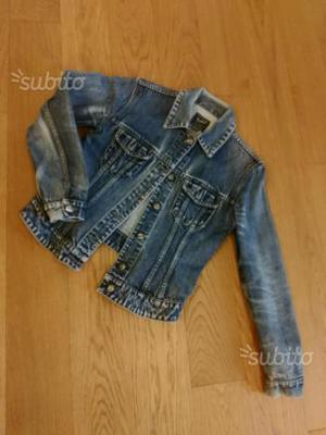 Giubbotto, giacca, jeans tg. M
