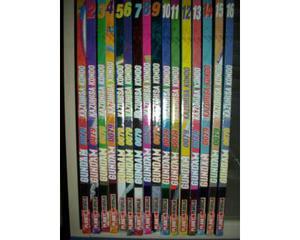 Gundam  manga leggend dal 1 al 16