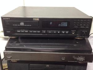 Lettore cd sony cdp m11