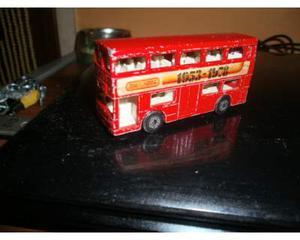 Matchbox bus inglese