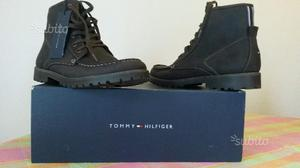 POLACCO INVERNALE in pelle - TOMMY HILFIGER