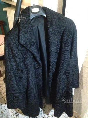 sale retailer 9b2af a43cd Vera pelliccia astrakan cappottino | Posot Class