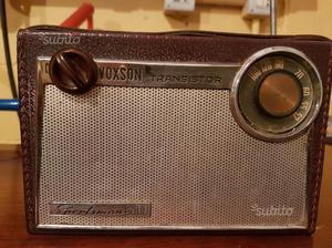 Radio voxson anni 60