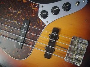 Squier JAZZ BASS JV SERIES JAPAN - Fretless
