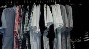 Stock t shirt uomo 25 pz