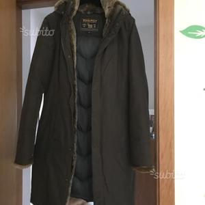 woolrich Posot Cappotto donna lungo Class 584wF4q
