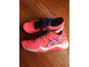 ASICS gel resolution 7- scarpe da tennis