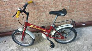 Bcicletta bambino cerchi da 14