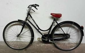 Bici Bicicletta Donna Freni a Bacchetta 26' '