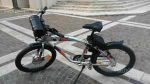 Bici a pedalata assistita Diablo italjet