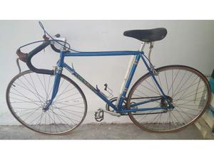 Bici bicicletta da corsa colnago sport anni 70 blu italia