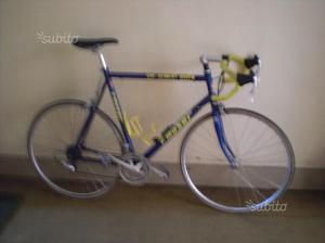 Bici corsa Francesco Moser Alu - misura XL