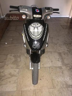 Bici Elettrica Zenit 46 Posot Class