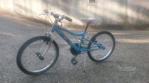 """Bicicletta bambino 20 """" nuova"""