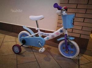 Bicicletta bimba 2-4 anni