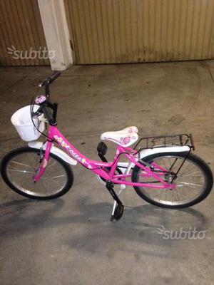 Bicicletta da bambina