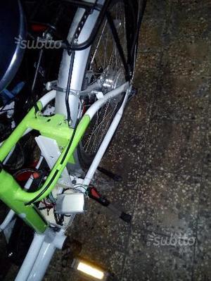 Bicicletta elettrica guasta C.e.r.c.o