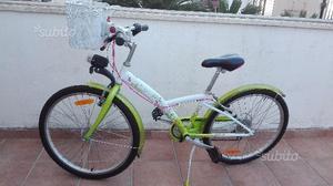 Bicicletta per Bambina di 9-10 anni