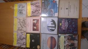 Cofanetti ed LP di musica classica