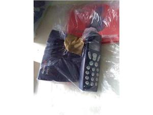 Cordless telecom colore blu