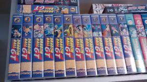 Dragon Ball GT VHS completa