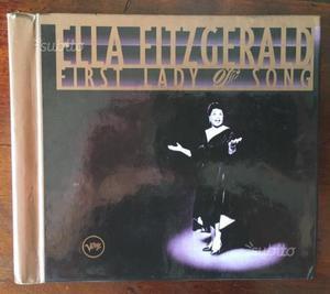 ELLA FITZGERALD Verve 3CD Deluxe Set