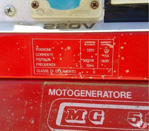 Motosaldatore generatore genset lombardini posot class for Gruppo elettrogeno honda usato